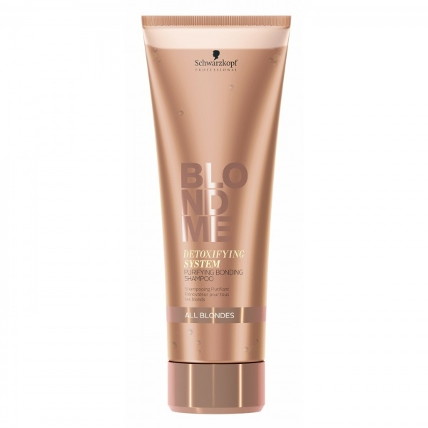 Schwarzkopf Professional Blondme Detoxifying System šampoon