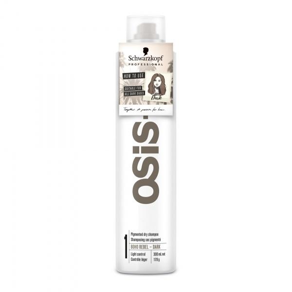Schwarzkopf Professional Osis+ Boho Rebel Dark kuivsampoon