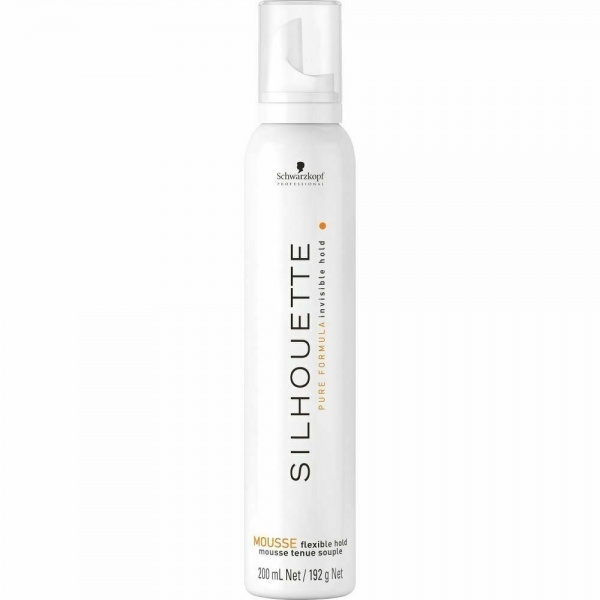 Schwarzkopf Professional Silhouette Pure Formula Flexible Mousse juuksevaht