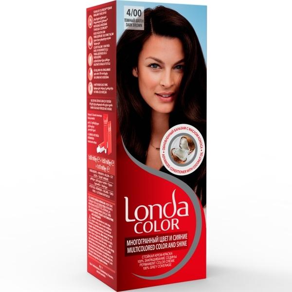 Londa Color juuksevärv 4/00 Dark brown