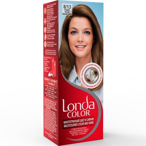 Londa Color juuksevärv 8/13 Medium blonde