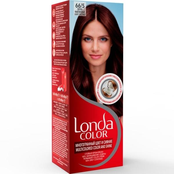 Londa Color juuksevärv 66/5 Light chestnut