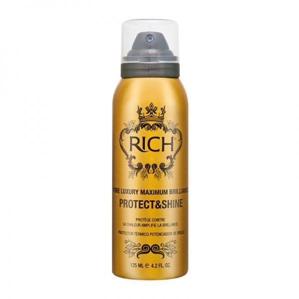 Rich Pure Luxury Protect & Shine Spray läiget andev kuumakaitsesprei