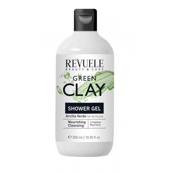 Revuele Green Clay toitev dušigeel rohelise saviga 102057