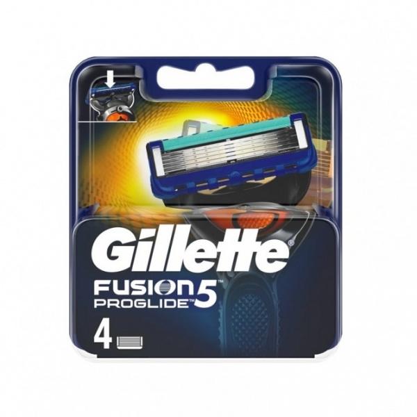 Gillette Fusion Proglide Power terad 4 tk