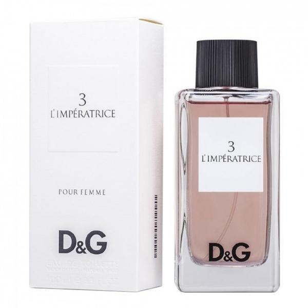 Dolce&Gabbana L´imperatrice 3 Eau de Toilette 100ml
