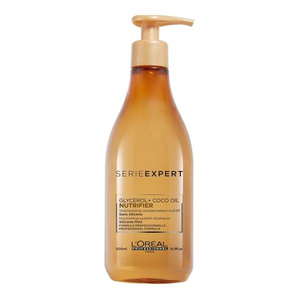 L´Oreal Professionnel Serie Expert Nutrifier šampoon 500ml