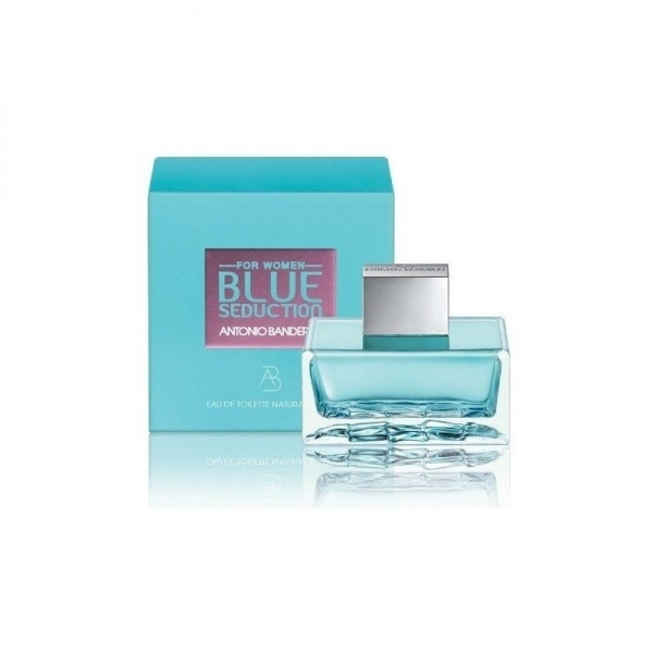 Antonio Banderas Blue Seduction for Women EdT