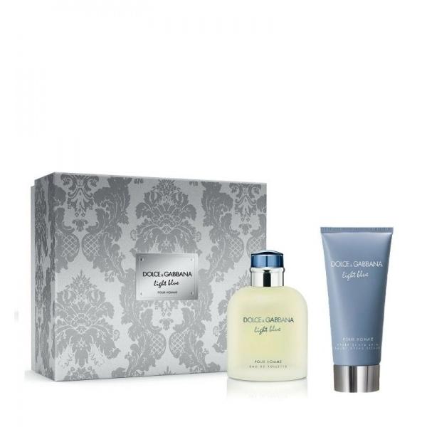 Dolce & Gabbana Light Blue Pour Homme kinkekomplekt