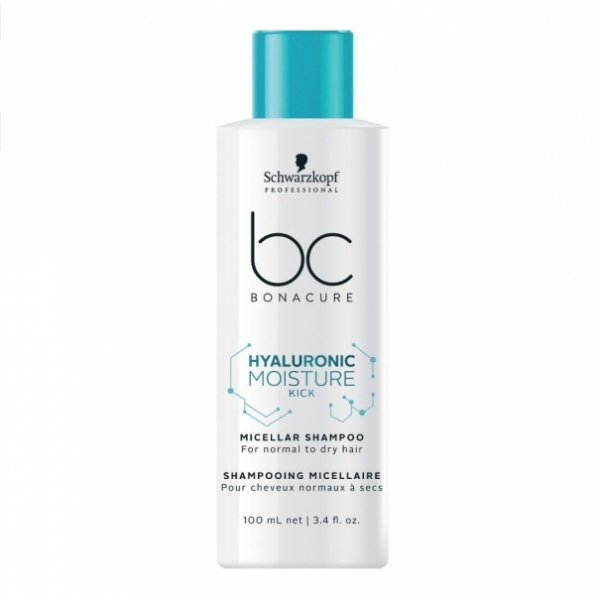 Schwarzkopf Professional Bonacure Hyaluronic Moisture Kick niisutav šampoon 100ml