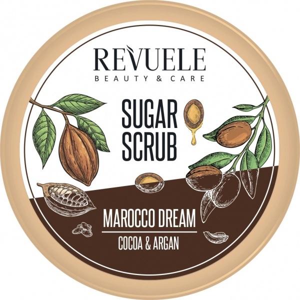Revuele suhkrukoorija kakao-argaania 102293