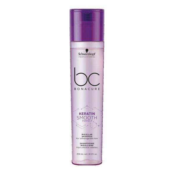 Schwarzkopf Professional Bonacure Keratin Smooth Perfect  silendav šampoon