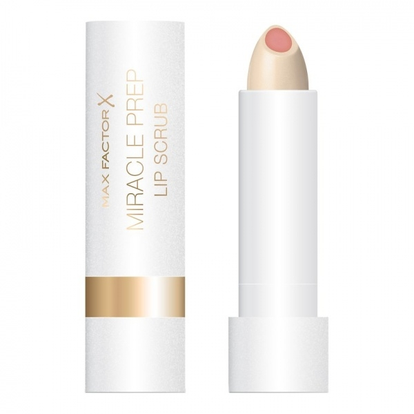 Max Factor Miracle Prep Lip Scrub huulekoorija