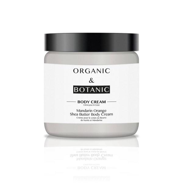 Dr.Botanicals Organic & Botanic kehakreem mandariin-apelsin