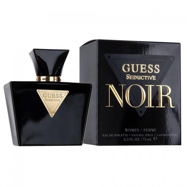 Guess Seductive Noir Woman Eau de Toilette 75ml