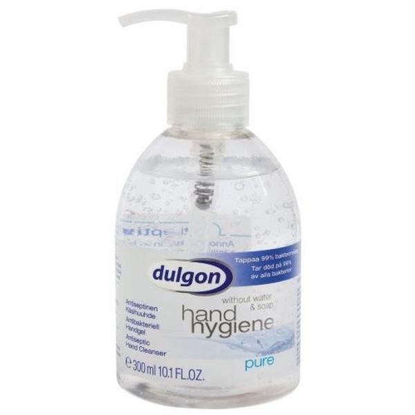 Dulgon antibakteriaalne kätegeel Pure 082404