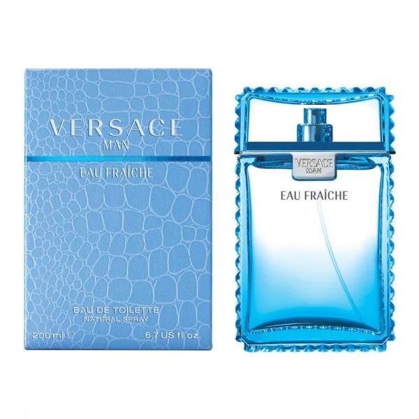 Versace Eau Fraiche Man Eau de Toilette 200ml