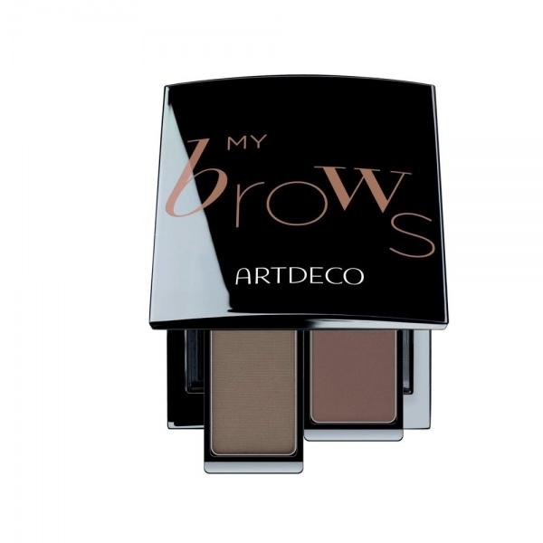 Artdeco Beauty Box Duo Brows kulmuvärvide karp