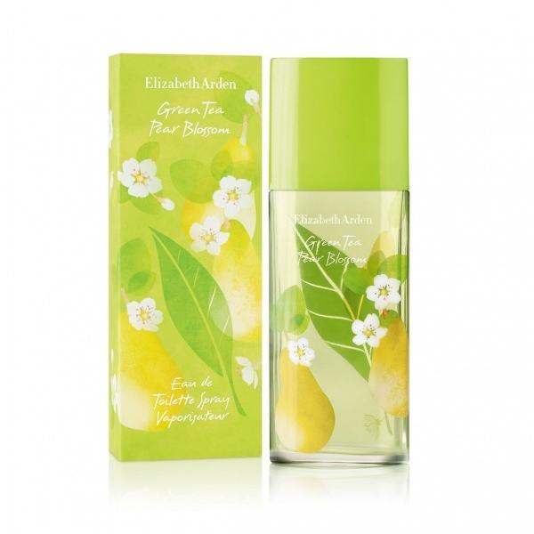 Elizabeth Arden Green Tea Pear Blossom Eau de Parfum 100ml
