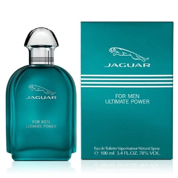 Jaguar Ultimate Power For Men Edt 100 ml