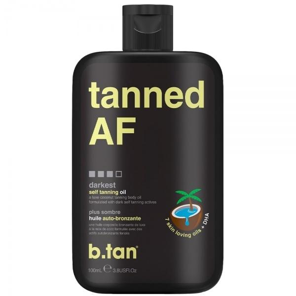 """Btan Isepruunistav õli """" Tanned AF"""""""