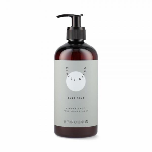 Simple Goods Hand Soap Grapefruit kätepesuseep 450ml
