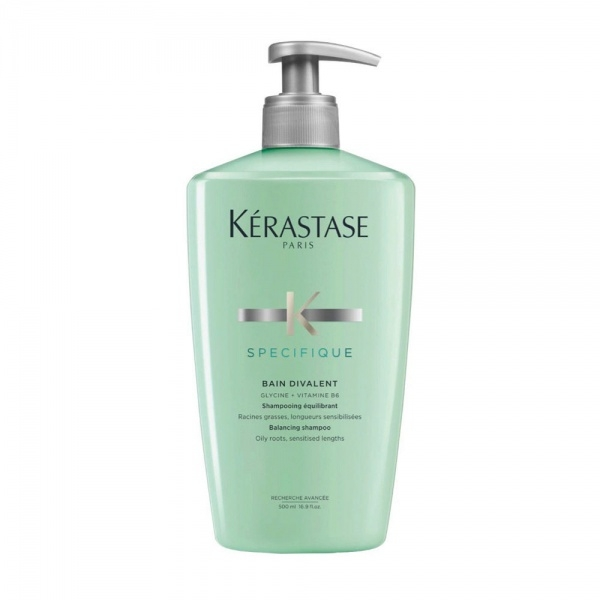 Kerastase Specifique Bain Divalent tasakaalustv šampoon rasusele peanahale 500ml