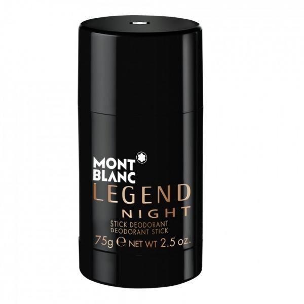 Mont Blanc Legend Night Stick deodorant 75g