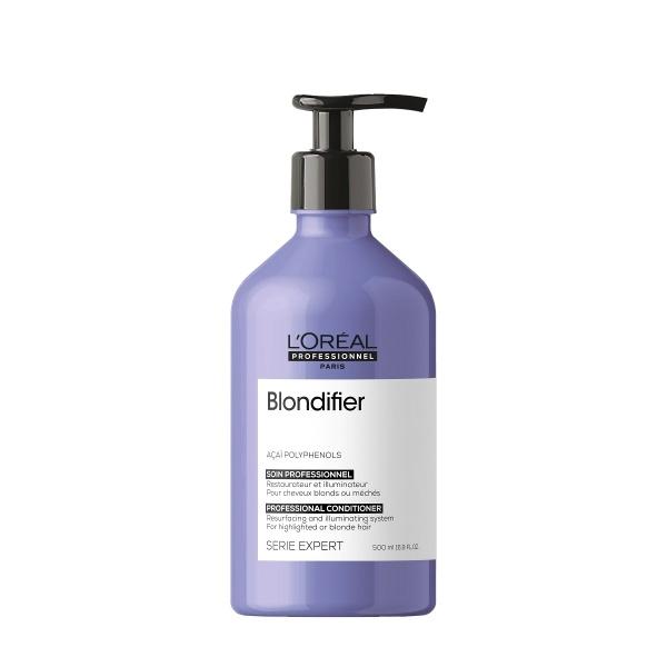 L´Oreal Professionnel Blondifier sära andev palsam blondidele juustele 500ml