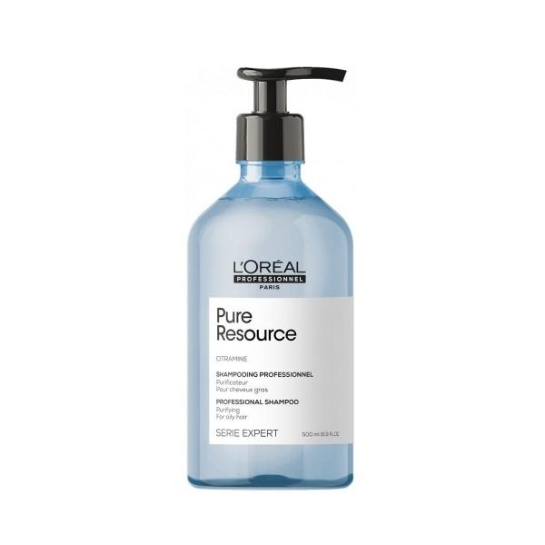 L´Oreal Professionnel Pure Resource sügavpuhastav šampoon 500ml