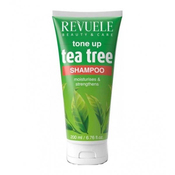 Revuele Teepuuõliga šampoon