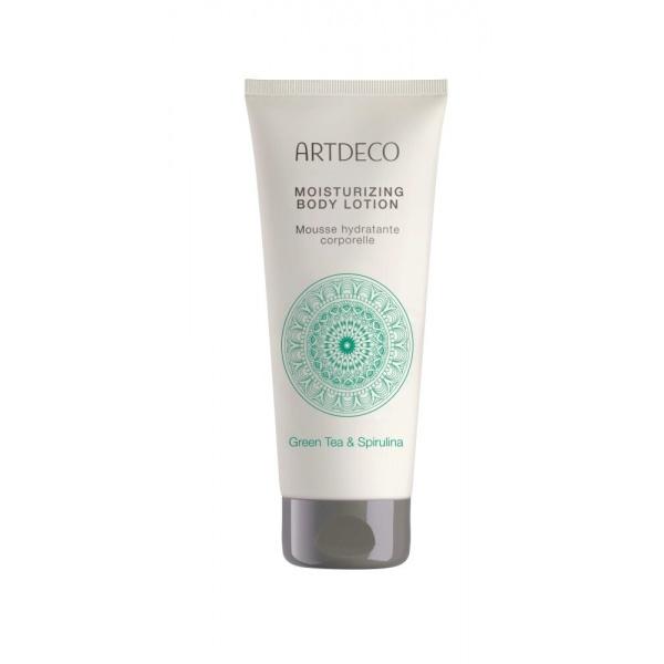 Artdeco roheline tee-spirulina niisutav ihupiim 65205