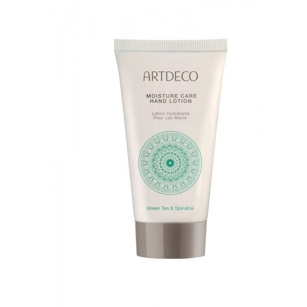 Artdeco roheline tee-spirulina niisutav kätekreem 65222