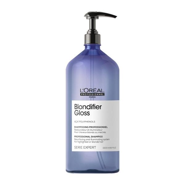 L´Oreal Professionnel Blondifier Gloss šampoon 1500ml