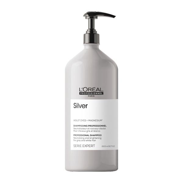 L´Oreal Professionnel Blondifier Silver šampoon 1500ml