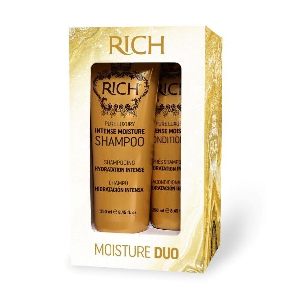 Rich Pure Luxury Moisture Duo niisutavate toodete komplekt 250+250ml