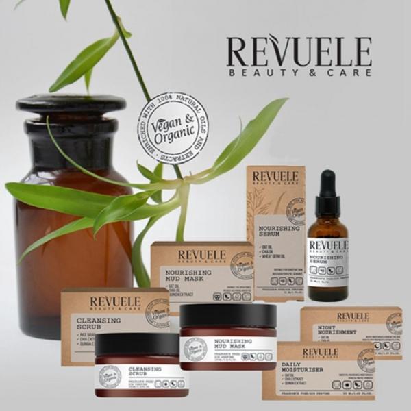 Revuele Vegan&Organic komplekt näole