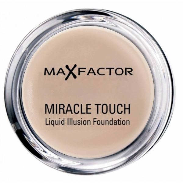 b6432f2e041 Max Factor Miracle Touch Foundation jumestuskreem 75