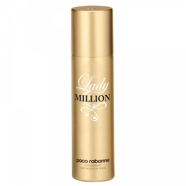 P.RABANNE LADY MILLION DEO 150 ML