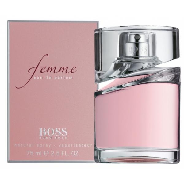 Hugo Boss Femme By Boss Eau de Parfum 75 ml