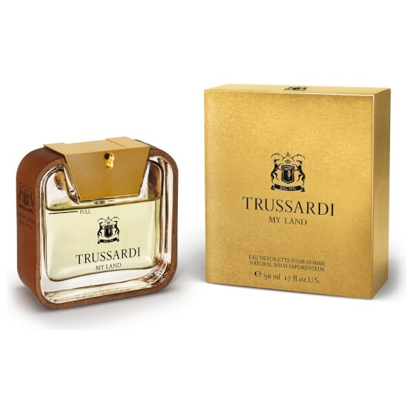 TRUSSARDI MY LAND EDT 50 ML*