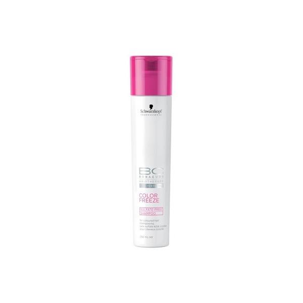 ebe265fe893 Schwarzkopf Bonacure Color Freeze sulfaadivaba shampoon