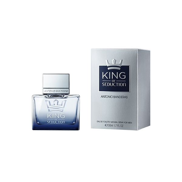 A.Banderas King of Seduction Набор (50ml edt+a/sb 50ml)