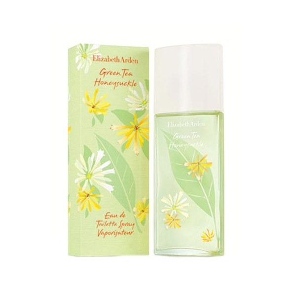 Elizabeth Arden Green Tea Honeysuckle Eau de Toilette 100 ml