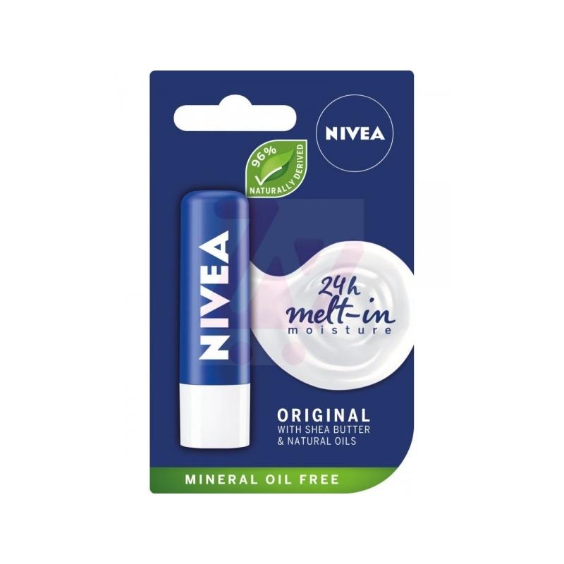 NIVEA hügieeniline huulepulk Classic