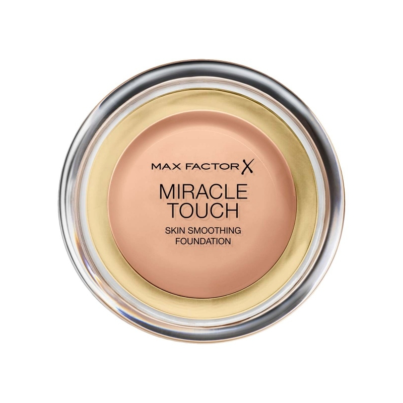 Max Factor Miracle Touch Foundation jumestuskreem 70