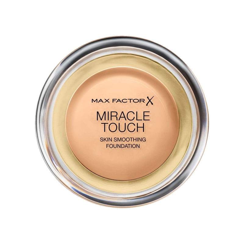 Max Factor Miracle Touch Foundation jumestuskreem 75