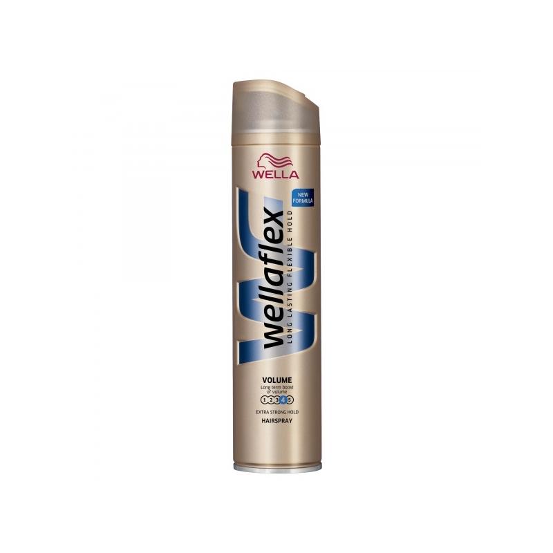 Wellaflex Volume Strong Hold juukselakk