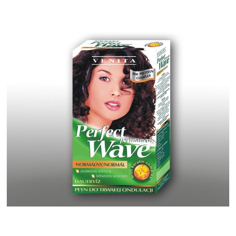 Venita Perfect Wave keemilise loki vedelik normaalsetele juustele