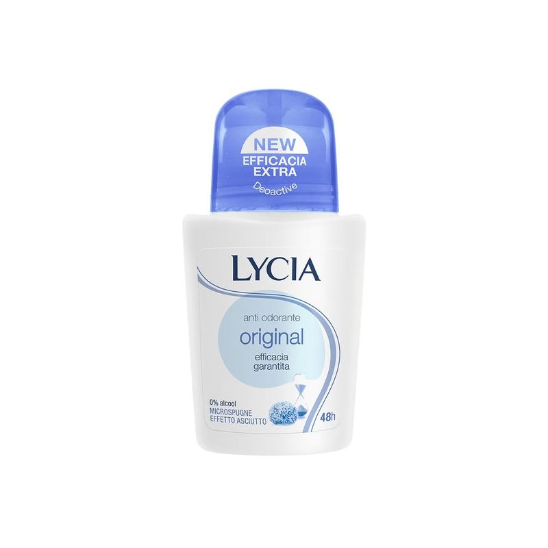 Lycia Anti Odorante Original roll on higilõhna neutraliseerija